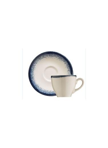 Kütahya Porselen Nanokrem Çay Takımı 890004 Renkli